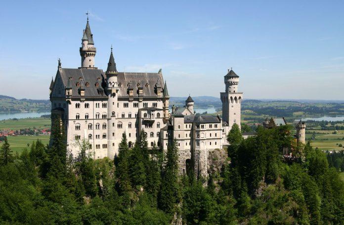 Castelul Neuschwanstein FOTO: Softeis/Wikimedia Commons