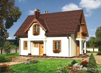 proiecte de case mici cu mansarda - model casa