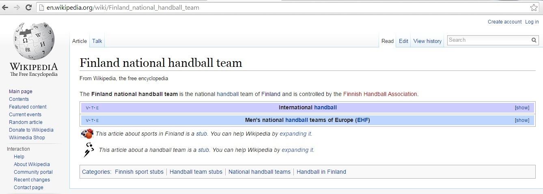 Echipa națională de handbal a României