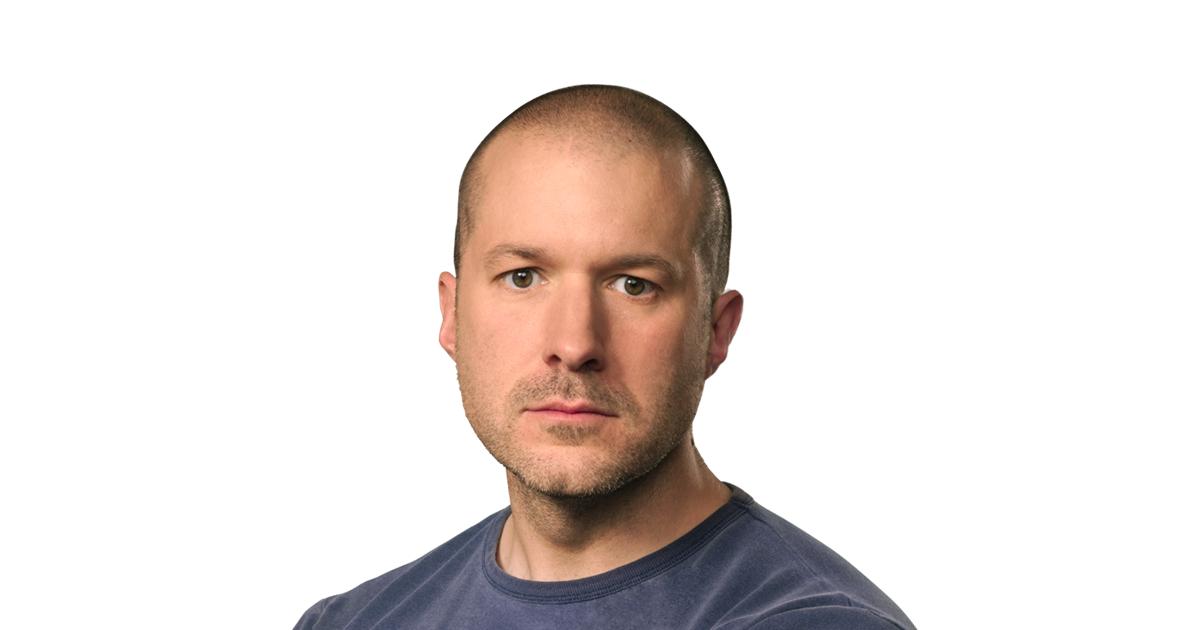 Jon Ive FOTO: Apple