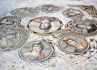 mozaicuri vechi descoperite în Turcia