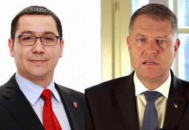 Victor Ponta și Klaus