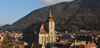 Potrivit ultimelor studii, Brașovul este cel mai curat oraș din România. Foto: Andreea Dogar