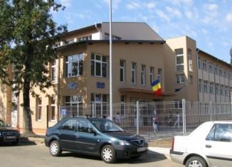campusul școlar din oradea