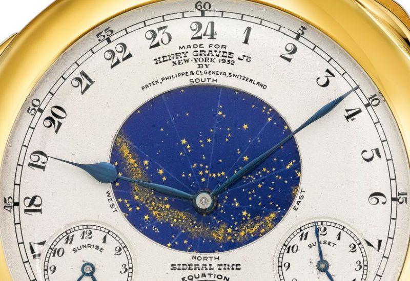 cel mai complicat ceas din lume