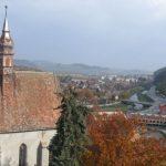 cele mai frumoase orase mici din romania sighisoara