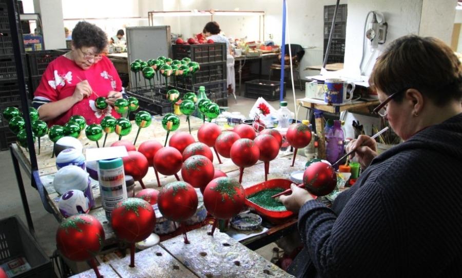 fabrica de globuri din cluj