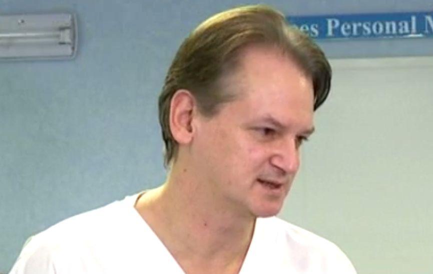 Theodor Ceobataru, medic primar Chirurgie Cardiovasculară