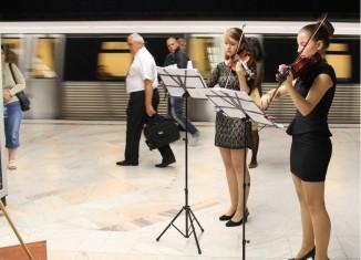 balet clasic la metrou