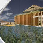 Proiect pavilion – casă tradițională