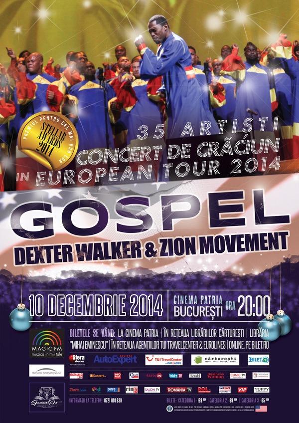 muzica gospel