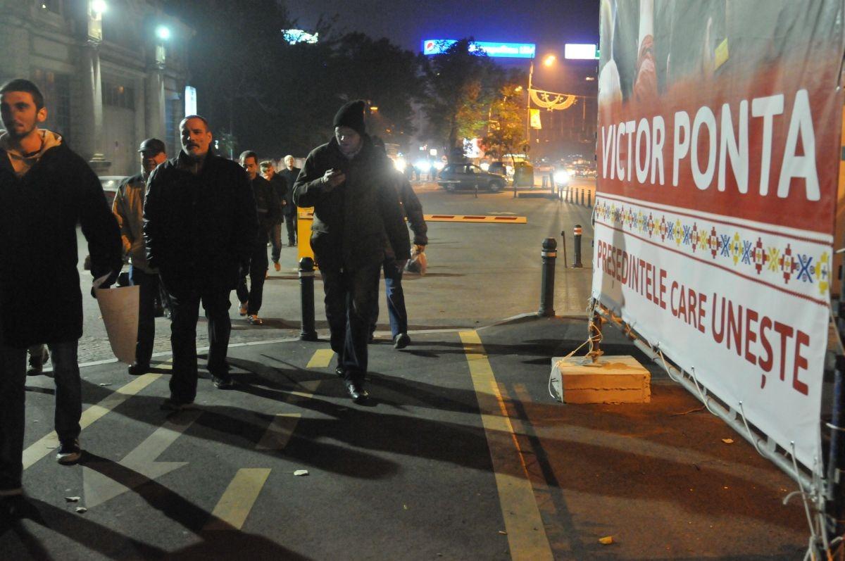 proteste aceeași mizerie alegeri prezidențiale 2014