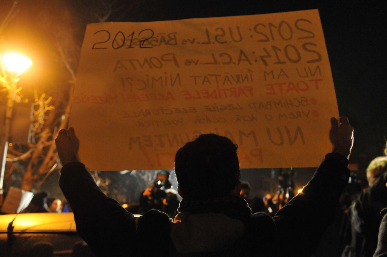 proteste alegeri prezidentiale