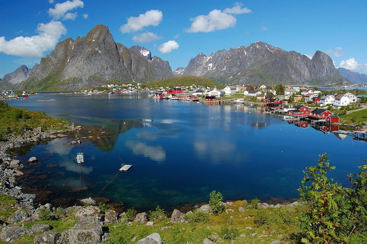 cele mai frumoase orasele din europa reine norvegia