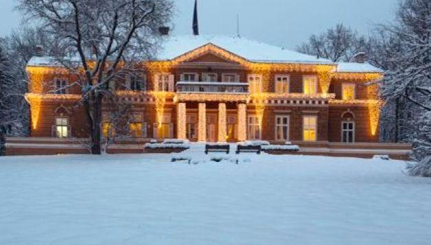 castel savarsin iarna