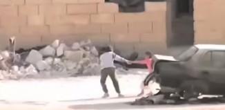 Filmul cu băiețelul sirian a fost urmărit de milioane de oameni pe YouTube