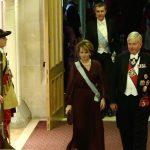 la ceai cu Regina Elisabeta a II-a