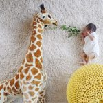 Aventurile unui bebeluș de o lună Foto: Instagram
