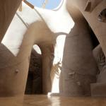 artist peșteră New Mexico