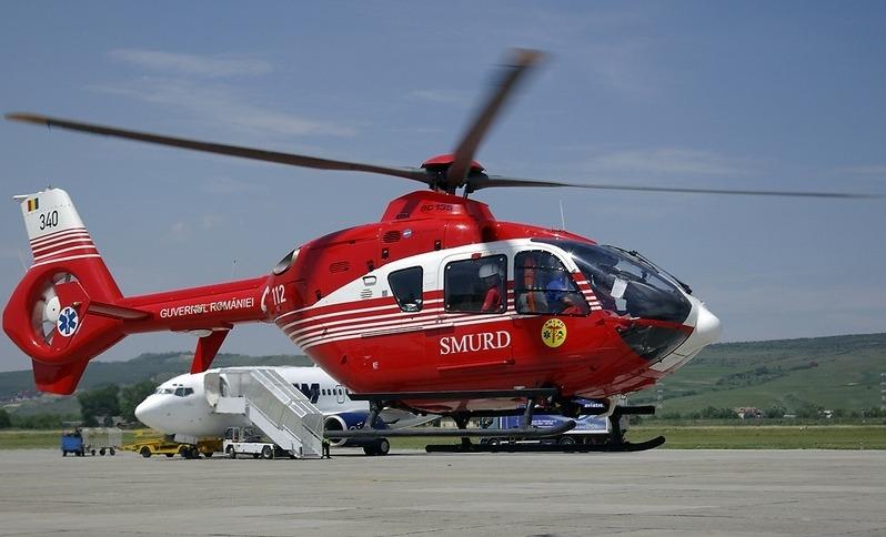 accidentul de elicopter
