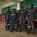 Mineri fotografiați de Alex Beldea