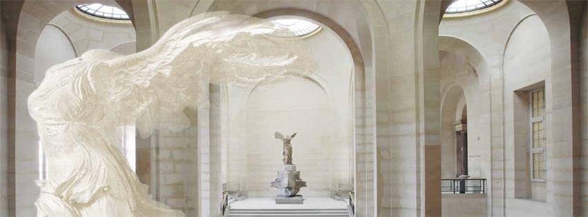 Victoria din Samothrace Foto: Facebook  Musée du Louvre