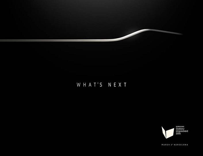 Samsung Galaxy S6, invitația la lansare