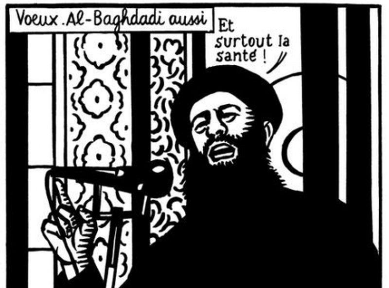 atentat terorist Franta charlie hebdo