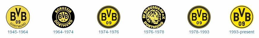 Embleme Borussia Dortmund