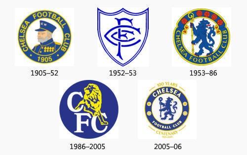 Embleme Chelsea Londra