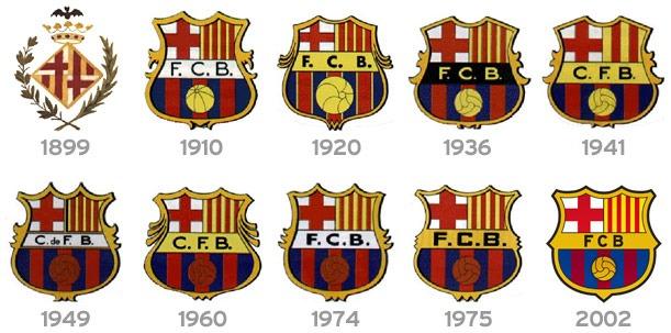 Embleme FC Barcelona