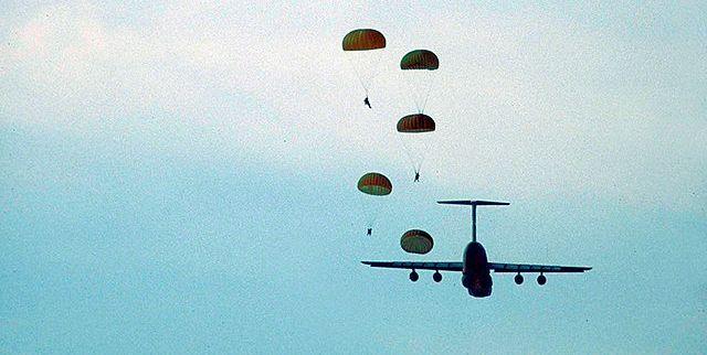 parașuta