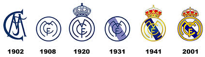 Embleme Real Madrid