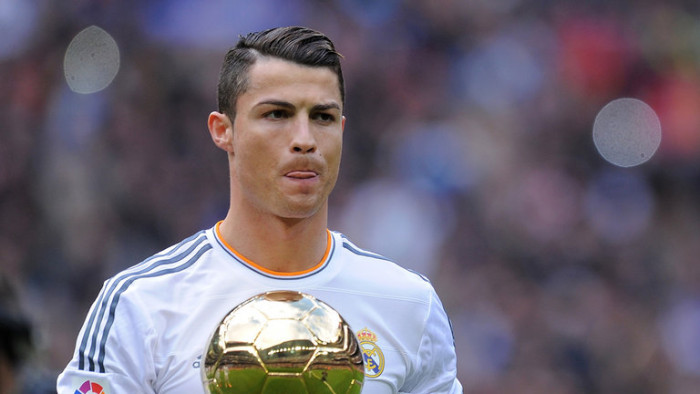 Cristiano Ronaldo (Wikimedia Commons)
