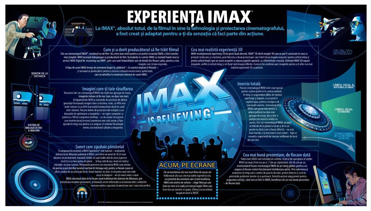 EXPERIENTA IMAX