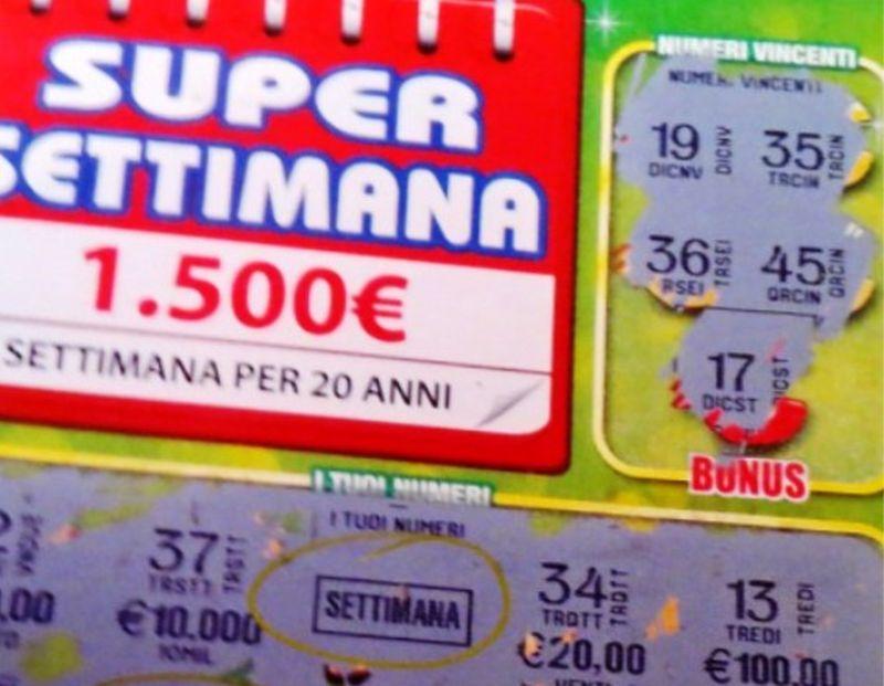 loteria italiana