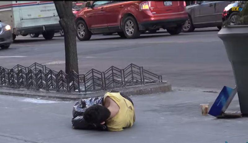copil al străzii