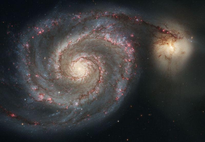 galaxia volburei