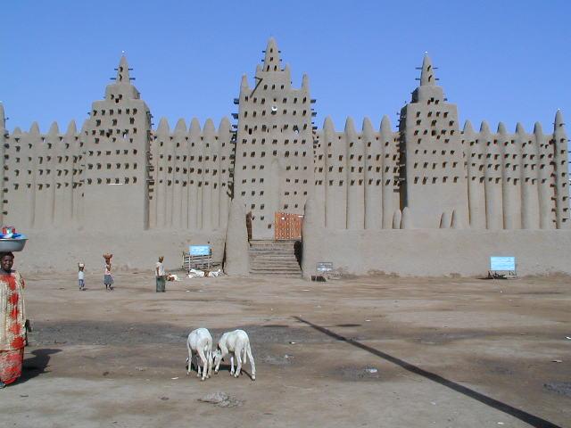 marea moschee din djene