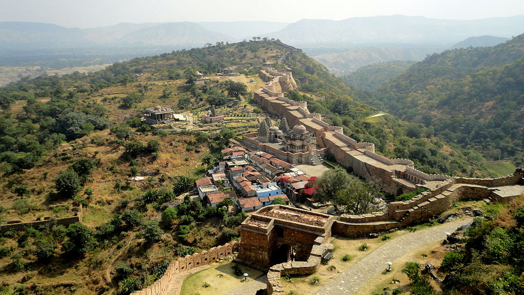 marele zid din india