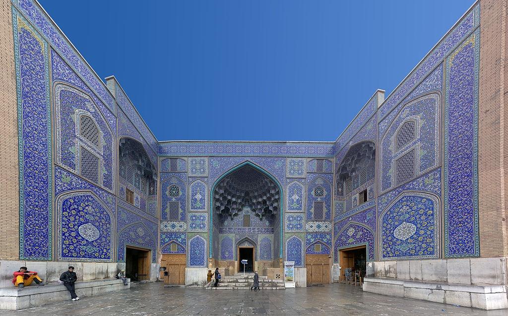 moscheea Sheikh Lotfollah