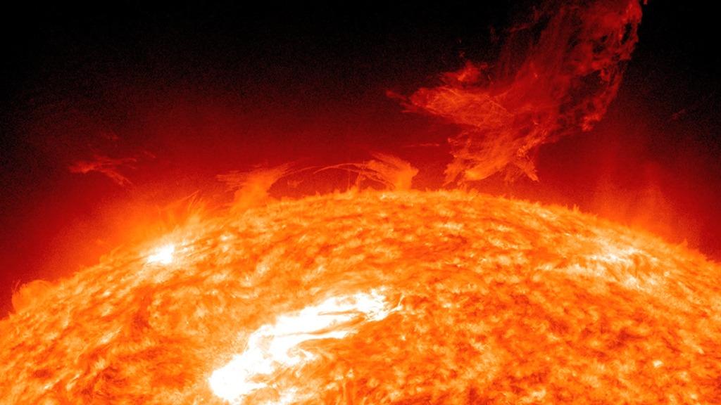 Observatorul NASA a fotografiat Soarele o dată la fiecare opt ore (svs.gsfc.nasa.gov)