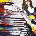 Picturile unui tânăr orb Foto: Facebook John Bramblitt