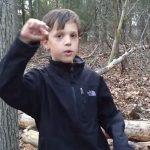 Ce a găsit un băiețel în lac