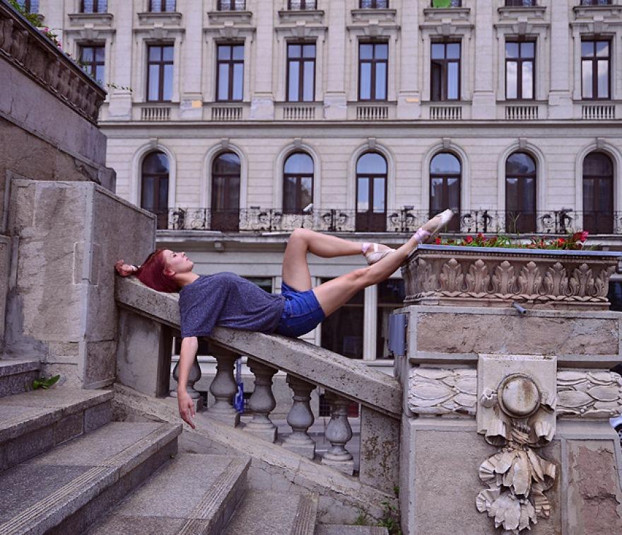 Străinii cred că România este o țară unde te poți adapta rapid. Foto: Facebook Dancing Bucharest