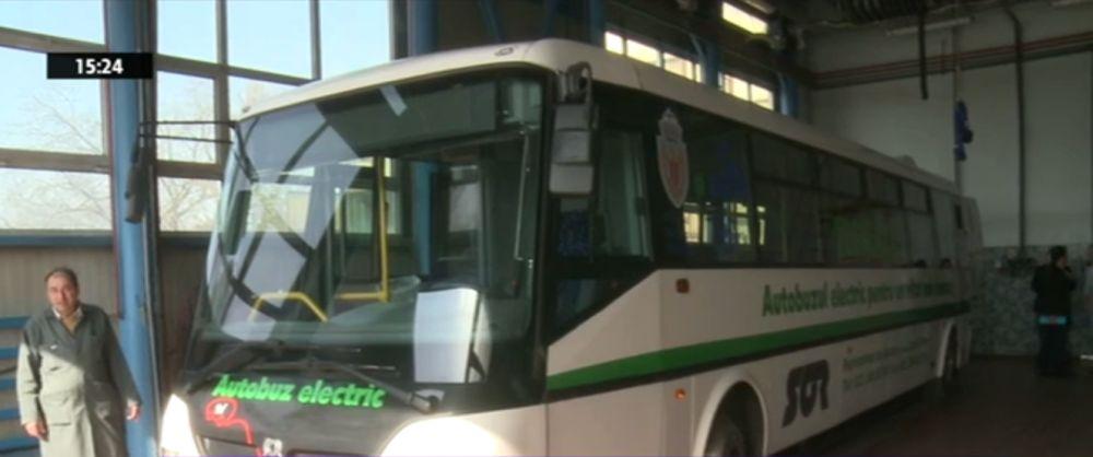 autobuzul electric