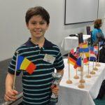 Denis Dobranis este cel mai bun tânăr jucător de Go al Europei. Are doar 11 ani (bistrițeanul.ro)