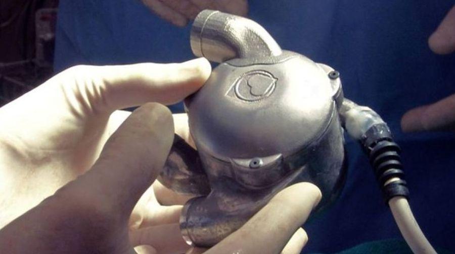 inimă bionică