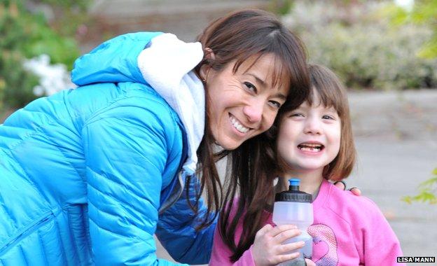 Gabi şi mama ei, Lisa