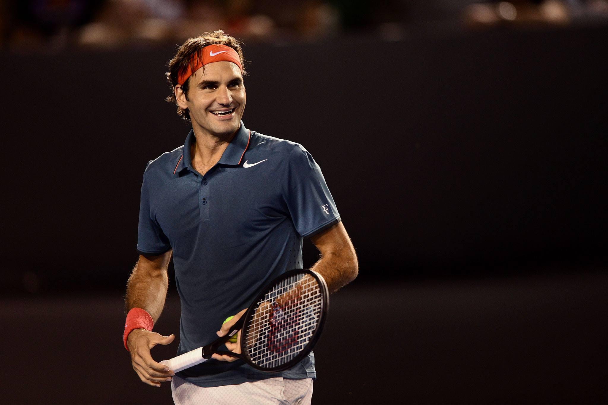 Roger Federer este cel mai titrat jucător de tenis din istorie (rogerfedererfans.com)